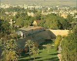 Venetian wall wide in Nicosia southern Cyprus Stock Footage