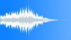 Crystal shimmer ding - sound effect