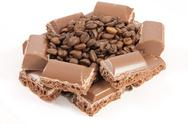 Stock Photo of chocobeans