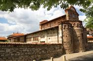 Stock Photo of church 2 in nessebar