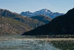 Alaska Travel Destination - stock photo