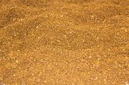 Stock Photo of coffee powder desert