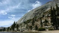 Yosemite 39 Tenaya Lake - stock footage