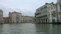 Canal Grande 03 - stock footage