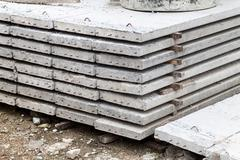 solid planks - stock photo