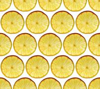 Stock Photo of lemon background