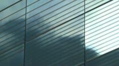 T/L Germany Stuttgart Kunstmuseum Museum of Art architecture Stock Footage
