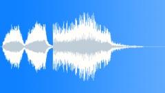 Slow final majestic fanfare - sound effect