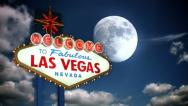 Stock Video Footage of Welcome to Las Vegas