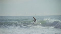 Surfers Point Clip 5 Stock Footage