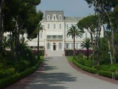 FR RIVIERA HOTEL DU CAP 02 - stock footage