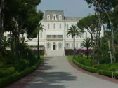 Stock Video Footage of FR RIVIERA HOTEL DU CAP 02