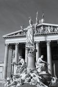 Athena - stock photo