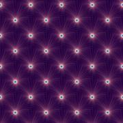 Color Explosion in Purple tiled - stock illustration