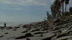 Surfers Point Clip 13 - stock footage