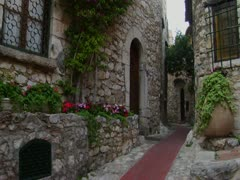FR RIVIERA EZE 21 Stock Footage