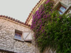 FR RIVIERA EZE 20 Stock Footage