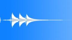 Large Clock strking - sound effect