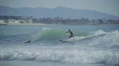 Surfers Point Clip 14 - stock footage