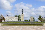 Stock Photo of monument for che guevara in cuba