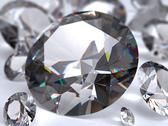Stock Illustration of Diamonds