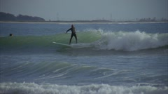 Surfers Point Clip 24 - stock footage