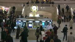 LP GrandCentral 14 (2 views) Stock Footage
