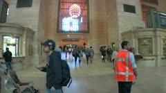 LP GrandCentral 23 Stock Footage