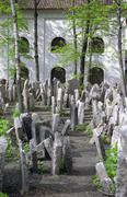 Hautausmaa juutalaisuus thombstone hauta juutalainen hautausmaa Kuvituskuvat