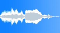 Puun narina trumpetti Äänitehoste