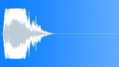 Wood stone impact Sound Effect