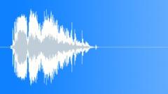wood stone impact - sound effect