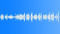 rock jerks falls - sound effect