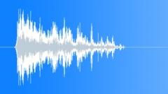 Sledgehammer hit rock Sound Effect