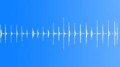 Slow walk gravel spurs Sound Effect