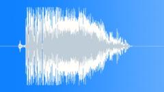 metal weight drop - sound effect