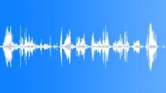 munching slow - sound effect