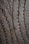 Stock Photo of design fitness technology texture cogwheel metal