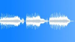 Cartoon paper shreder Sound Effect