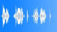 cutlry china crash med - sound effect