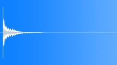 Ding metallic hit 17 Sound Effect
