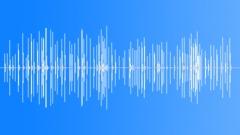 Electronic bubbles Sound Effect