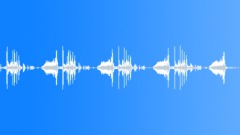 Exposure quadruple low Sound Effect