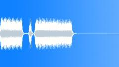 1950s car horn - sound effect