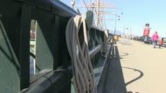 San Francisco ,Maritime Museum Stock Footage