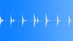 Anvil being struck Sound Effect