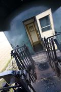 Stock Photo of austrian federal railways nostalgia train ride