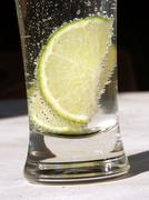 Water fruit drink drinking eat health lemon lose Stock Photos