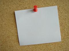 art paper alzheimers disease note slip symbol - stock photo