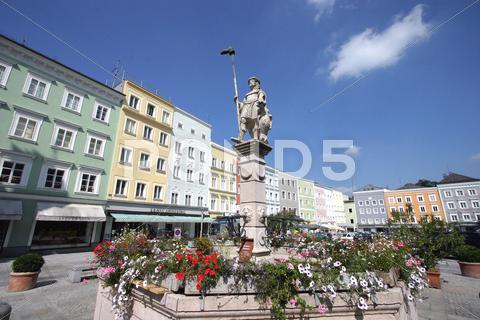 Stock photo of austrian centre continent europe state tourism